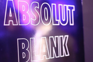 Absolut Blank Brussels
